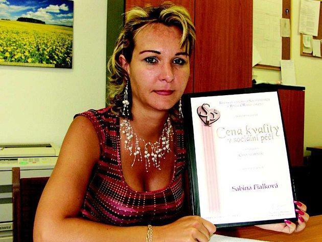 Sabina Fialková.