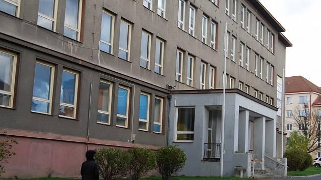 Budova bývalé 4. ZŠ v Sokolově