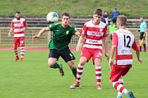 ČFL: Baník Sokolov - Povltavská FA