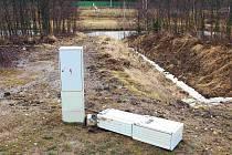 ZLODĚJI A VANDALOVÉ devastují areál sokolovského golfu. Škody již dosahují stovek tisíc korun.