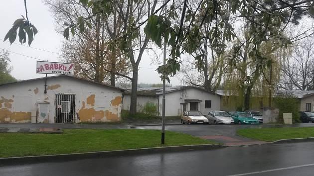 Sokolov - Poslední budovy sokolovských kasáren zmizí.