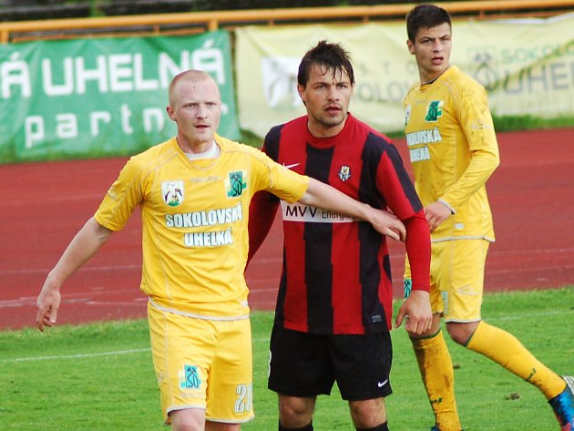 28. kolo druhé ligy: FK Baník Sokolov - SFC Opava