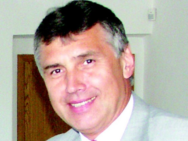 Chodovský starosta Josef Hora.
