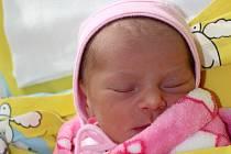 Nikola Sekerčáková z Kraslic se narodila 16.10.2019