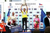 Ivana Sekyrová, nejlepší z Češek na půlmaratonu v Ústí nad Labem