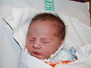 KUBÍK MICHALEC z Lokte se narodil 27. února