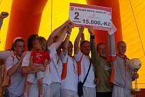 Futsalisté Materie Sokolov zažívají úspěšný závěr sezony.
