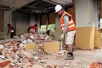 Chodov zahájil stavbu nové knihovny