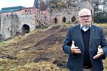 Záchrana hutě v Šindelové.