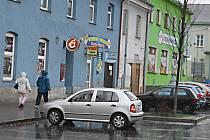 Lokalita u sokolovského nádraží