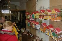 Vánoční trhy na statku Bernard v Královském Poříčí.