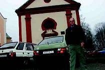 Chrám Nejsvětější Trojice v Sokolově.