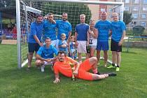 V Lokti se konal další ročník turnaje s názvem Termit Cup.