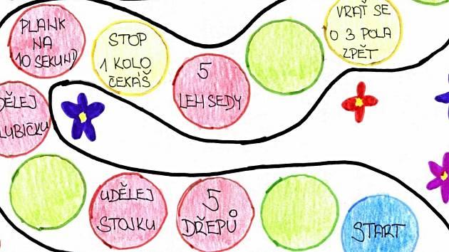 DDM v Sokolově připravil školákům hry, kvíz i výtvarnou soutěž.