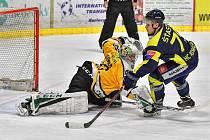 II. hokejová liga: Baník Sokolov - Kobra Praha