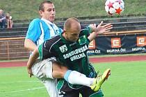 Sokolov na úvod letošního ročníku druhé fotbalové ligy prohrál se Sezimovým Ústím
