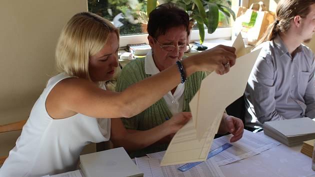 Volby na Sokolovsku.