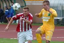 II. liga: Baník Sokolov - Viktoria Žižkov