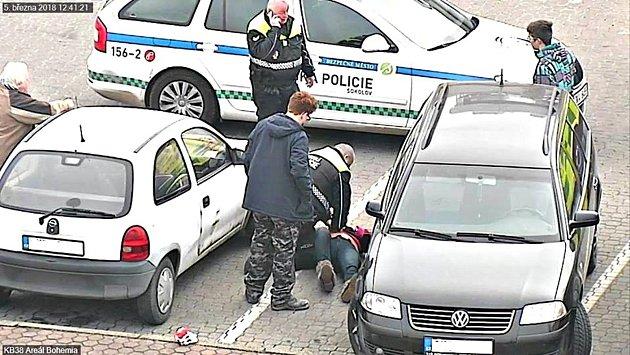 Asistenti prevence kriminality uvedení města.