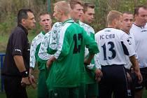 Krajský přebor: Sokol Citice - FC Cheb 1:0