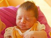 NELLY KINDLOVÁ z Kraslic se narodila 15. července
