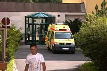 V sokolovské nemocnice leží pacient s otravou metylakoholem.