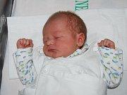 HONZÍK ŠTŮSEK z Luhu nad Svatavou se narodil 2. května