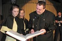 Vyhlášení Osobnosti města Sokolov za rok 2008.