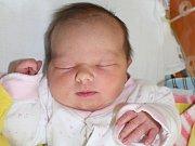 Adéla Weissová ze Sokolova se narodila 10.4.2019
