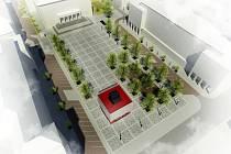 Revitalizace náměstí Budovatelů