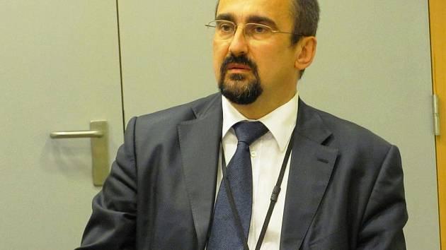 Český poslanec Evropského parlamentu Pavel Poc (ČSSD/S&D).