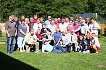 Společné foto účastníků