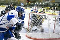 II. hokejová liga: Baník na Tábor nestačil