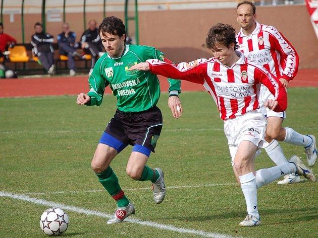Fotbalisté Baníku Sokolov prohráli na hřišti Olomouce 2:0.