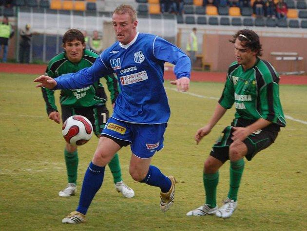 Fotbalisté Sokolova získali proti Ústí důležité tři body.