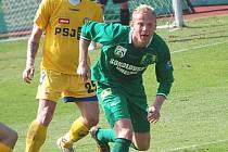 II. liga: FK Baník Sokolov - FC Vysočina Jihlava