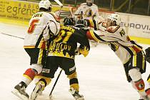 II. hokejová liga: HC Baník Sokolov - HC Vlci Jablonec