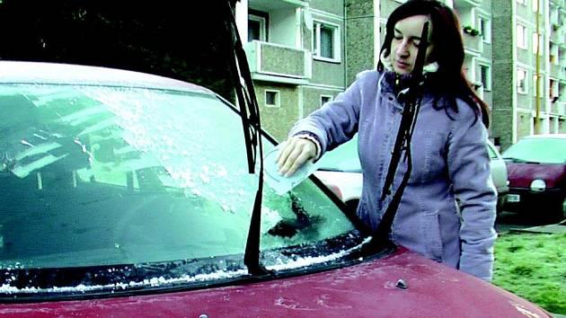 Od 1. listopadu začala silničářům zimní sezóna