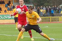 FNL: FK Baník Sokolov - Fotbal Třinec