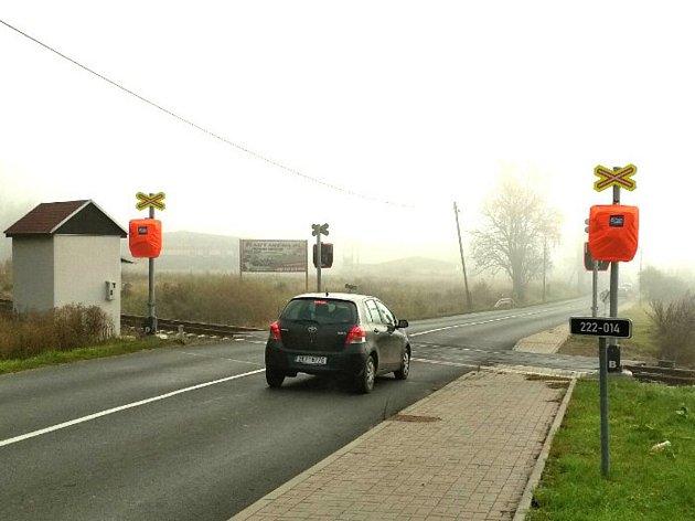 Pozor! Signalizační zařízení na železnici jsou mimo provoz.
