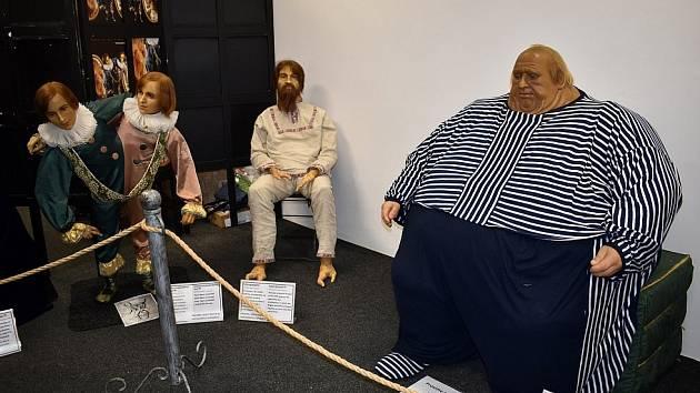 Waxwork - Lidé z vosku budou k vidění v Chodově.