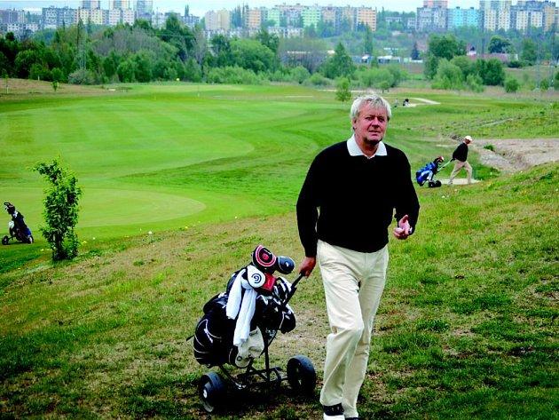 V Sokolově se hrál turnaj série senior tour 2007.