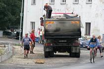 Radnice v Kynšperku nad Ohří se rozhodla upravit křižovatku u místního pivovaru.