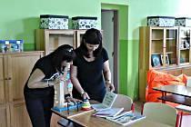 V loketské škole vznikla z jedné třídy speciální učebna pro děti se specifickými poruchami učení a chování.