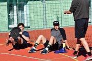 Příprava fotbalistů Baníku Sokolov
