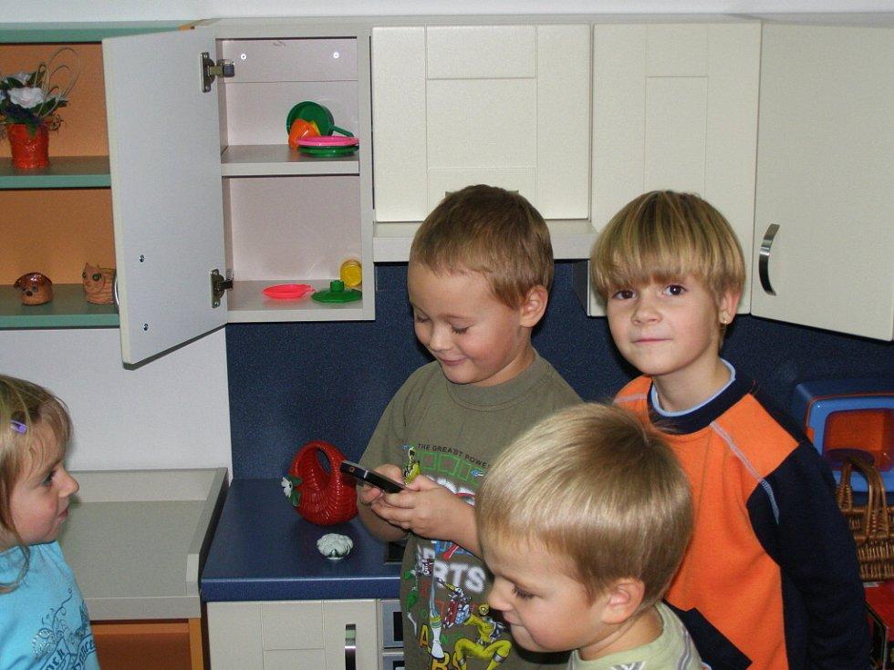 Mateřská škola v Královském Poříčí.