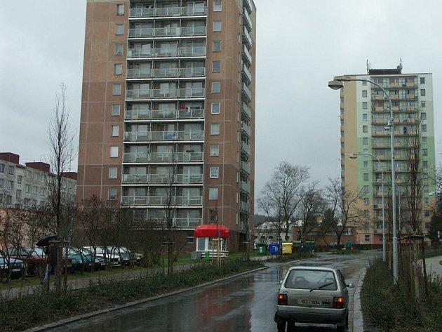 Město Chodov.