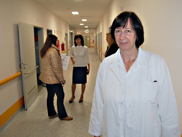 Jedna z lékařek Michaela Zítková