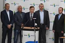 Přeměna Sokolovské uhelné je nejambicióznější projekt v regionu za 50 let