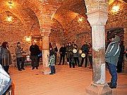 Obnovenou hradní kapli si návštěvníci poprvé prohlédli na svátek Tří králů.